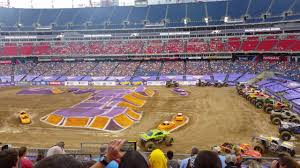 2016 Monster Jam Nashville, TN Nissan Stadium - YouTube