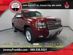 Used Chevrolet Avalanche for Sale in Kansas City MO
