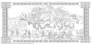 HBOs Game Of Thrones Coloring Book HBO 9781452154305 Books