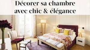 amenagement chambre parentale comment décorer sa chambre avec élégance décoration chambre