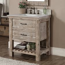 30 Inch Bathroom Vanity With Drawers by 33 Stunning Rustic Bathroom Vanity Ideas Remodeling Expense