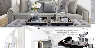 livingroom elegance elegantes wohnzimmer in grautönen looks