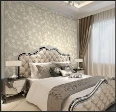 exklusive tapete profhome 822306 vinyltapete geprägt in felloptik glänzend creme weiß 5 33 m2