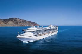 Island Princess Baja Deck Plan by Star Princess Cruise Ship Profile