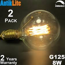 40w 60w 75w 100w equal incandescent style g40 e26 120v ac led