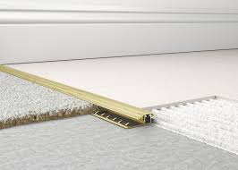 ceramic tile to carpet trim carpet