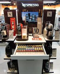 This Is Complemented With Free Coffee Tasting Customers Who Buy A Nespresso Machine Will Also Receive Samples Of From The Range