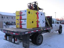 File:Team Nunavut Dog Sledding Truck, 2014 Arctic Winter Games.JPG ...