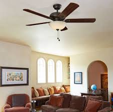 Honeywell Ceiling Fan Remote 40009 by Harbor Breeze Cross Branch 52 In Oil Rubbed Bronze Downrod Led