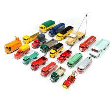 100 Model Toy Trucks Dinky Space