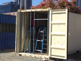 100 Converting Shipping Containers Temporary Park Made Up Of Shipping Containers Gets Under Way