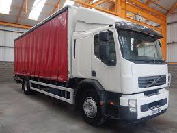 VOLVO FE 240 4 X 2 CURTAINSIDER - 2007 - GN07 BGF | Walker Movements
