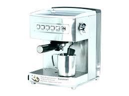 Basic Espresso Coffee Maker Parts Machine Names Cusinart B63386