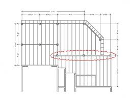Floor Joist Span Definition by Flush Frame Deck Joist Span Doityourself Com Community Forums