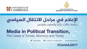 Media In Political Transition The Cases Of Tunisia Morocco And Turkey
