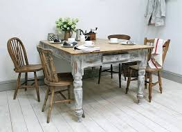 Enchanting Round Rustic Kitchen Table Image Of With Bench Seating Diy Wood