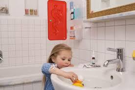 das kindersichere bad