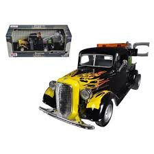 1937 Ford Tow Truck Black With Flames 1-24 Diecast Model By Motormax ... Cruiserz Die Cast 4 Emergency Trucks Assorted Target Australia Tiny Hong Kong City Hino 300 World Champion Tow Truck Diecast 176 Johnny Lighting Ford Diecast Tow Truck Terry Spirek Flickr Pixar Cars 2 Mater 155 Scale Metal Toy Car For 124 1934 Bb157 Model 18605 Free Aliexpresscom Buy Gl 164 1956 F 100 Gulf Oil 1953 Chevy Red Kinsmart 5033d 138 Scale New Ray Kenworth Flat Bed 143 1580 Man Tow Truck Polis Police Diraja Ma End 332019 12 Pm Top 10 2018 Jada Toys Fast Furious Flatbed 1937 Black With Flames By Motormax Maisto Wiki Fandom Powered Wikia