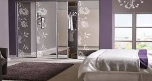 Designs Young Women Stylish Glass Cupboard Bedroom Ideas