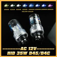 2x 35w d4s d4c hid xenon car headlight replacement bulb for is350