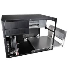 lian li launches pc v351 htpc chassis techpowerup forums