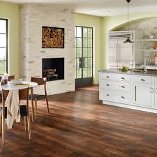Tigerwood Hardwood Flooring Home Depot by Pergo Outlast Antique Cherry 10 Mm Thick X 6 1 8 In Wide X 47 1