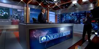 NBC News MSNBC ABC And Others From Across The Pond