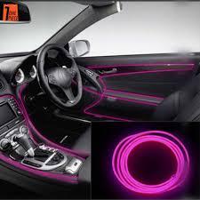 100 Interior Truck Lighting 3M Car Trim Door Panel Decorative Atmosphere Cold
