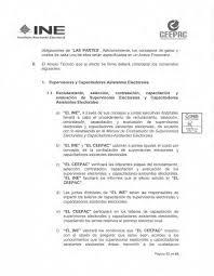 Notifica INE A Ciudadanos Que Fungirán Como Funcionarios De Casillas