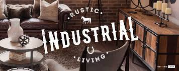 Rustic Industrial Decor Decorating Ideas