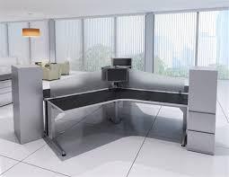 Mayline TransAction Workstation
