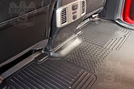 Husky Liner Weatherbeater Floor Mats by 2015 2018 F150 Supercrew Husky Liners Weatherbeaterï Rear Seat