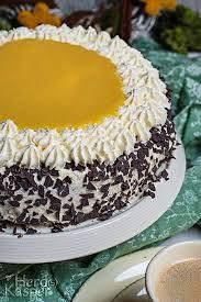 eierlikör torte à la else