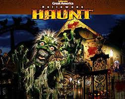 Halloween Haunt Kings Dominion by Cedar Scares U2013 Scare Zone