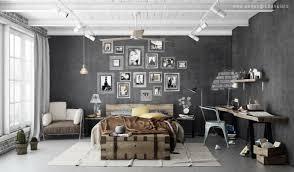 Bathroom Photograph Rustic Modern Dark Grey Bedroom Design Best