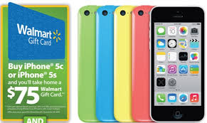 Wal Mart Black Friday Deals Apple Edition iPad Mini $299 iPhone