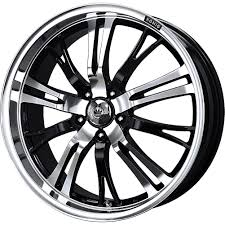 Black And Chrome Rims Cheap Find The Classic Rims Of Your Dreams ...