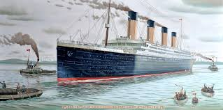 Lusitania Sinks In Real Time by The Hero Of Titanic Who Survived Two Sinking Ships And Two World