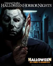Halloween 2007 Cast Michael Myers by The Horrors Of Halloween Halloween Screenings Maze Print