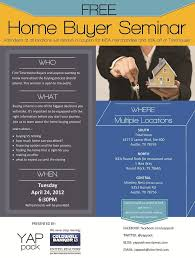 Image Result For First Home Buyers Seminar