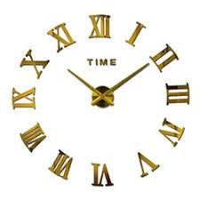 Horloge Mural 3d Achat Vente Pas Cher Acheter Horloges Sur Aliexpress Horloges Pas Cher