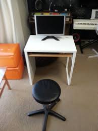 Ikea Desk With Hutch by Furniture Ikea Keyboard Tray For Hiding Everything When Not In