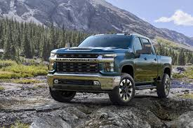 100 Tricked Out Chevy Trucks 2020 Chevrolet Silverado 2500HD Price Release Date Reviews And