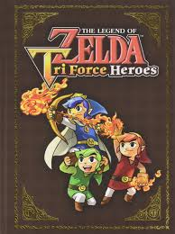 Zelda Triforce Lamp Amazon by The Legend Of Zelda Tri Force Heroes Collector U0027s Edition Guide