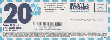 Bed Bath & Beyond Printable Coupon 20 Percent Off In-Store ... Bed Bath And Beyond Online Coupon Code August 2015 Bangdodo Or Promo Save Big At Your Favorite Stores Zumiez Coupons Discounts Where To Purchase Newspaper Walmart Photo Coupon Code August 2018 Chevelle La Gargola Kohls 30 Off Entire Purchase Cardholders Get 20 Off Instantly Gymshark Discount Codes September Paypal Credit 25 Jcpenney Coupons 2019 Cditional On Amazon How To Create Buy 2 Picture Wwwcarrentalscom Joann In Store Printable