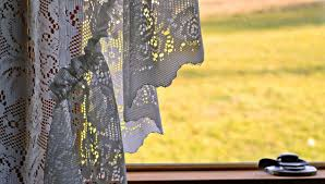 Yellow Dotted Swiss Curtains by How To Clean Curtains Of Any Type And When