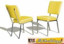 stühle in gelb günstig kaufen ebay