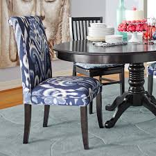 Angela Indigo Ikat Dining Chair With Espresso Wood ... Lily Navy Floral Ikat Accent Chair Navy And Crimson Ikat Ding Chair Cover Velvet Ding Chairs Tufted Blue Meridian Fniture C Angela Deluxe Indigo Pier 1 Imports Homepop Parson Multicolor Set Of 2 A Quick Living Room And Refresh Stripes Whimsy Loralie Upholstered Armchair With Walnut Finish Polyester Stunning And Brown Ideas Ridge Table Eclectic Decatorist Espresso Wood Ode To The Skirted Katie Considers