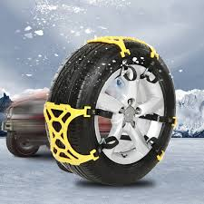 Anti Snow Chains Of Car ,SUV Chain Tire Emergency Thickening Anti ...