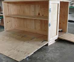 We Are Able To Manufacture Wood Shipping Crates With Ramps Suit The Requirements Of Our Customers In Any Number Large Or Small Quantity